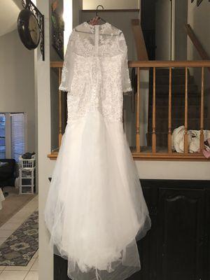 Mermaid wedding dress for Sale in Bakersfield, CA