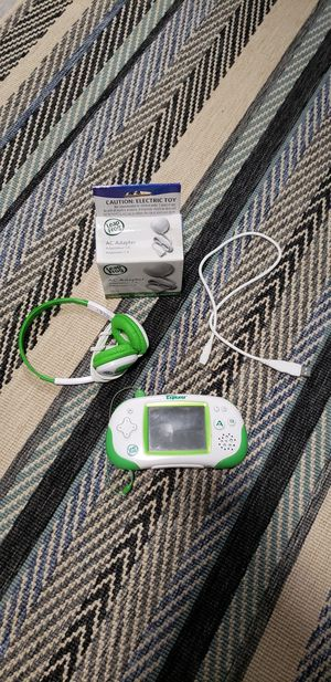 Leapster Explorer Bundle for Sale in Mount Vernon, WA