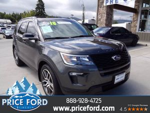 2018 Ford Explorer for Sale in Port Angeles, WA