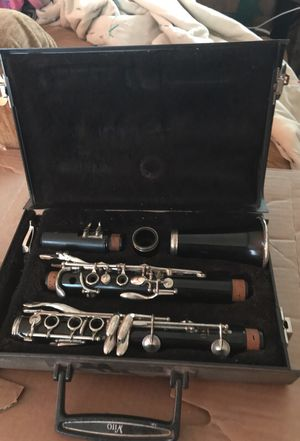 Clarinet for Sale in Orlando, WV