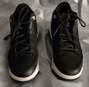 Nike Jordan Flight Origin 3 Youth Shoes Black w/White Size 5Y for Sale in TN OF TONA, NY