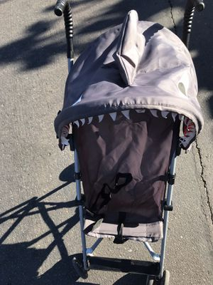 shark baby stroller for Sale in San Diego, CA