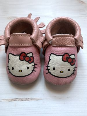 Freshly picked hello kitty moccasins for Sale in Chula Vista, CA