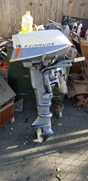 Evinrude sportwin outboard motor for Sale in Concord, CA