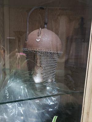 ISLAMIC INDO-PERSIAN BATTLE HELMET KHULA KHUD for Sale in Federal Way, WA
