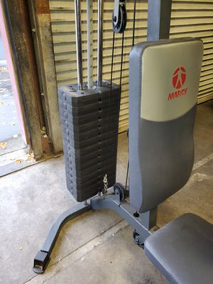 Training machine chest ,shoulders ,back. for Sale in Vancouver, WA