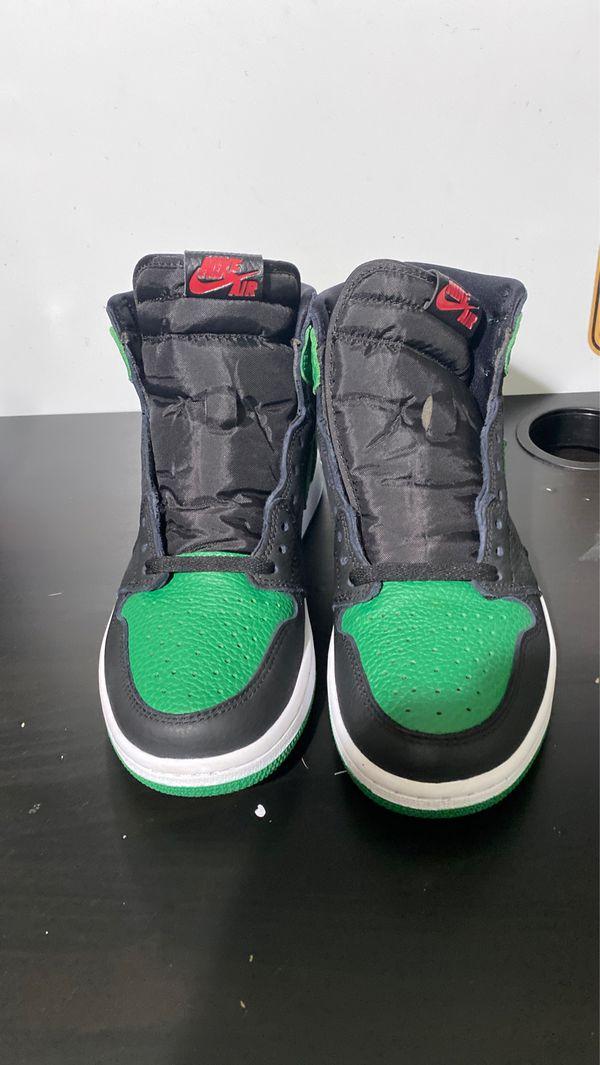 Jordan 1 pine green 2.0 size 8.5