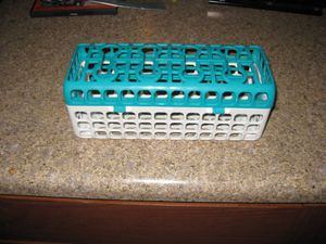 OXO Tot Dishwasher Basket in Teal for Sale in Traverse City, MI