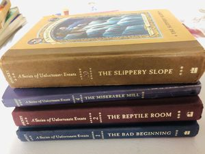 Series of Unfortunate Event Book Series for Sale in Odessa, FL