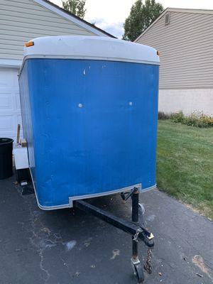 5 x 10 enclosed trailer for Sale in Reynoldsburg, OH