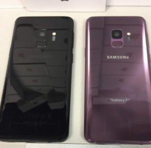 Samsung Galaxy S9 (64gb) comes with charger and 1 month warranty for Sale in Falls Church, VA