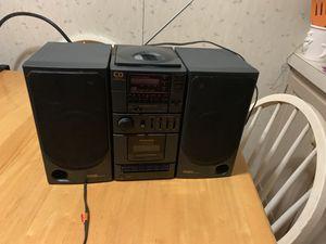 Stereo boom box for Sale in Rustburg, VA