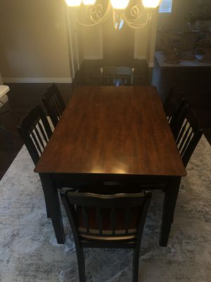 Dining room table and chairs for Sale in Maitland, FL