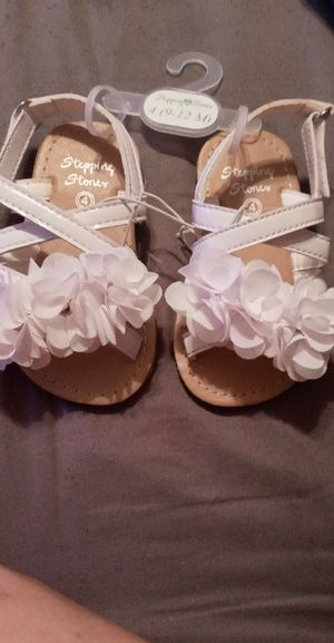 Baby girl sandals for Sale in Dallas, TX