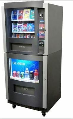 1-800 Vending RS-800 Combo snacks, food and beverage Vending Machine for Sale in Huntington Beach, CA