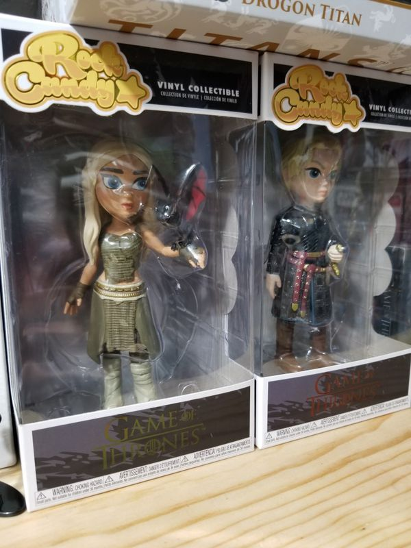 Game of Thrones Daenerys and Beyond of Tarth complete set