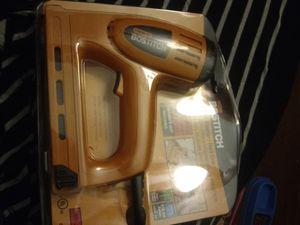 Bostitch electric stapler nail gun for Sale in Shawnee, KS