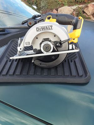 """DeWalt 20V 6-1/4"""" Circular Saw (*Tool-ONLY!*) for Sale in Des Moines, WA"""