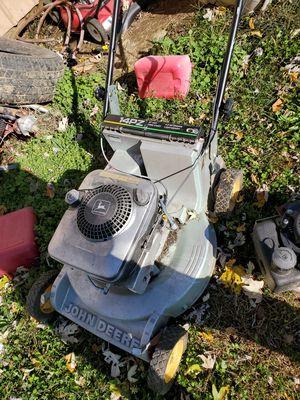 John Deere self propelled lawn mower for Sale in NEW MIDDLETWN, IN