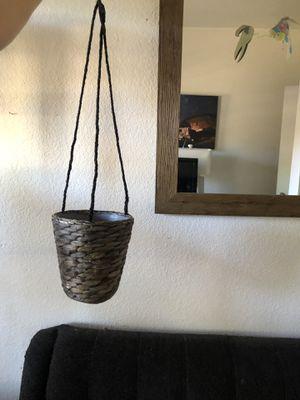 IKEA plant holder hanging pot for Sale in Chandler, AZ