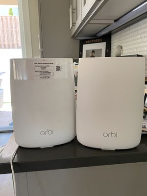 Wireless Router AC3200 good for 5000sq home for Sale in Beaverton, OR