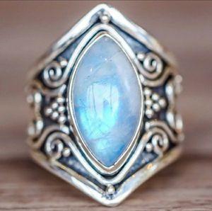Antique Boho Moonstone Ring for Sale in Wichita, KS