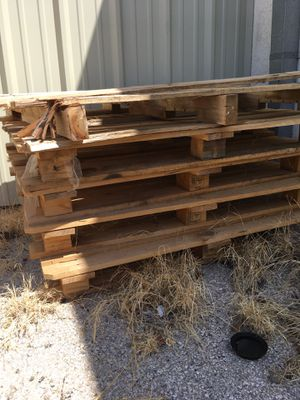Wood pallets FREE for Sale in Odessa, TX