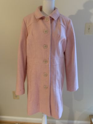 Trench coat length pea coat for Sale in Chantilly, VA