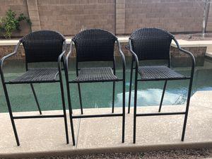 Bar stool high chairs for Sale in Gilbert, AZ