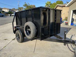 4x6 RTT trailer for Sale in Chula Vista, CA