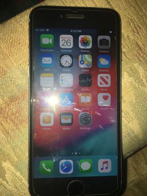 IPHONE 6s FOR 120$ ICLOUD LOCK OFF for Sale in Washington, DC