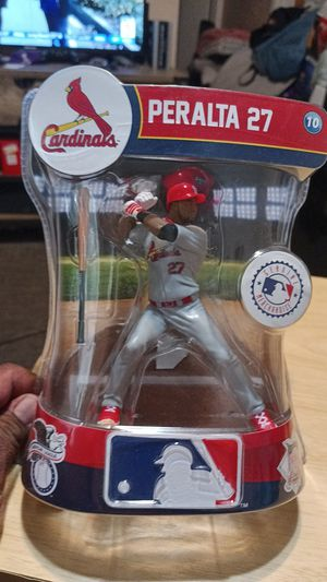"JHONNY PERALTA St Louis Cardinals 6"" Imports Dragon Baseball Figure Toy MLB for Sale in Rosemead, CA"
