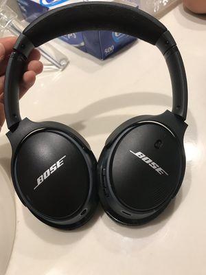 Bose SoundLink around ear wireless headphones II Bluetooth for Sale in Arlington, TX