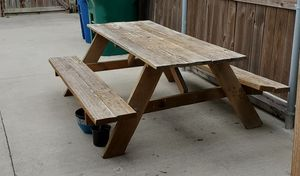Picknic tables for Sale in CORP CHRISTI, TX