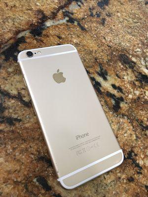 iPhone 6 64gb Factory Unlocked for Sale in Phoenix, AZ