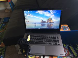 Touch Screen Laptop Toshiba for Sale in Smyrna, GA