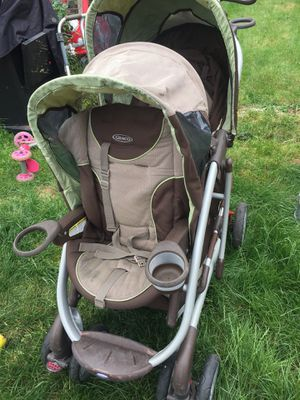 Graco Double stroller for Sale in Sterling Heights, MI