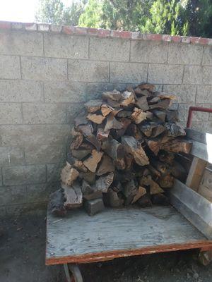 Oak Firewood Seasoned for Sale in Kagel Canyon, CA