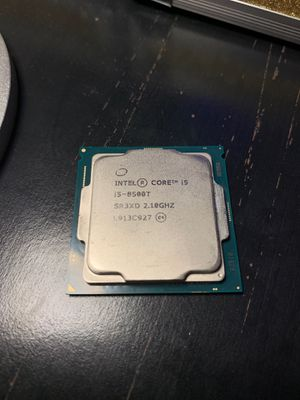 I5-8500T 2.10 GHZ for Sale in Farmers Branch, TX