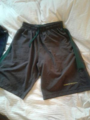 Mens size medium Oregon Duck shorts for Sale in Portland, OR