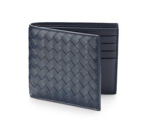 Bottega Veneta Navy Blue Mens 8 card wallet for Sale in Irvine, CA