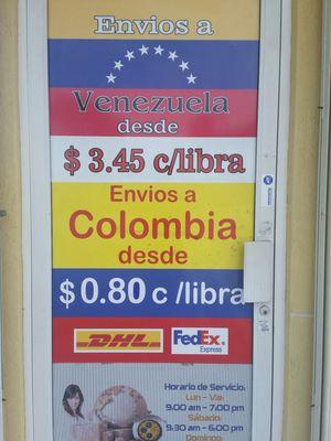 Envios a Venezuela, Colombia for Sale in Miami, FL