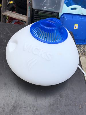 Vapor Vicks Humidifier for Sale in Kent, WA