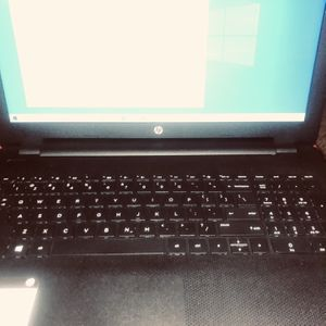 HP NOTEBOOK Laptop Windows 10 500GB 4GB 2.00GHZ for Sale in Lewisville, TX