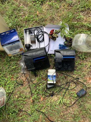 Fish tank supplies for Sale in Seminole, FL