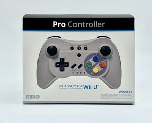 EMIO Wireless Controller Pro U Gamepad for Nintendo Wii U for Sale in Santa Ana, CA
