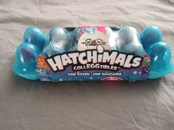 Never opened Hatchimals