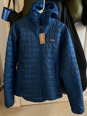 Patagonia nano puff down hoody for Sale in Fairfax, VA