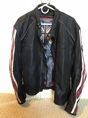 Triumph Motorcycle Jacket for Sale in Encinitas, CA