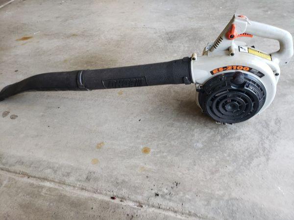 Echo ES-2100 leaf blower